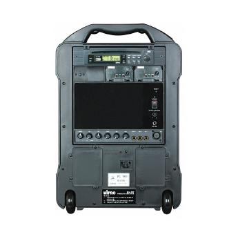 Mipro MA707 UHF - Back