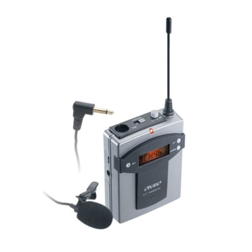Okayo EJ-7T Bodypack Transmitter - 16 Channels UHF