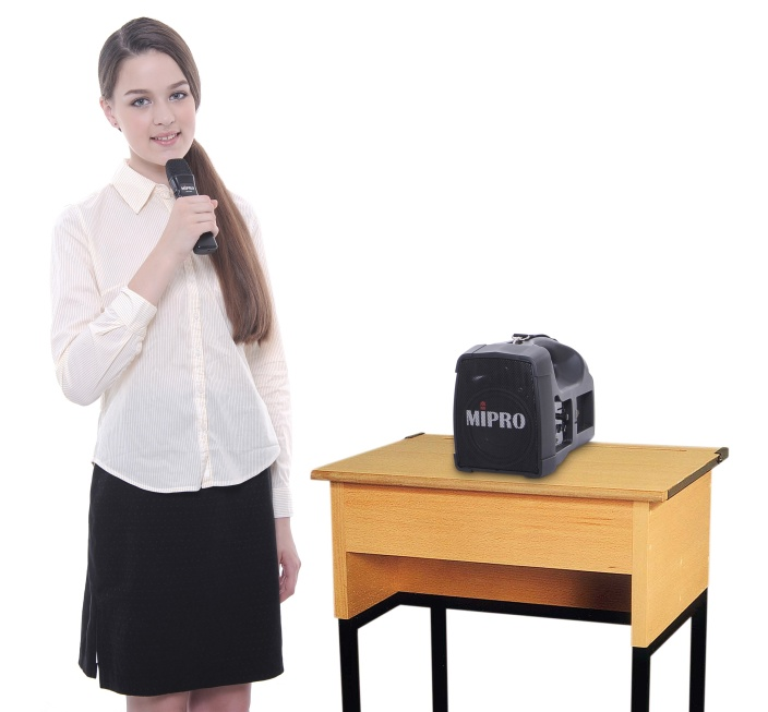 Mipro Ma202 Personal Wireless Pa System With 1 Handheld