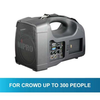 Mipro-MA202-Personal-Wireless-PA-System
