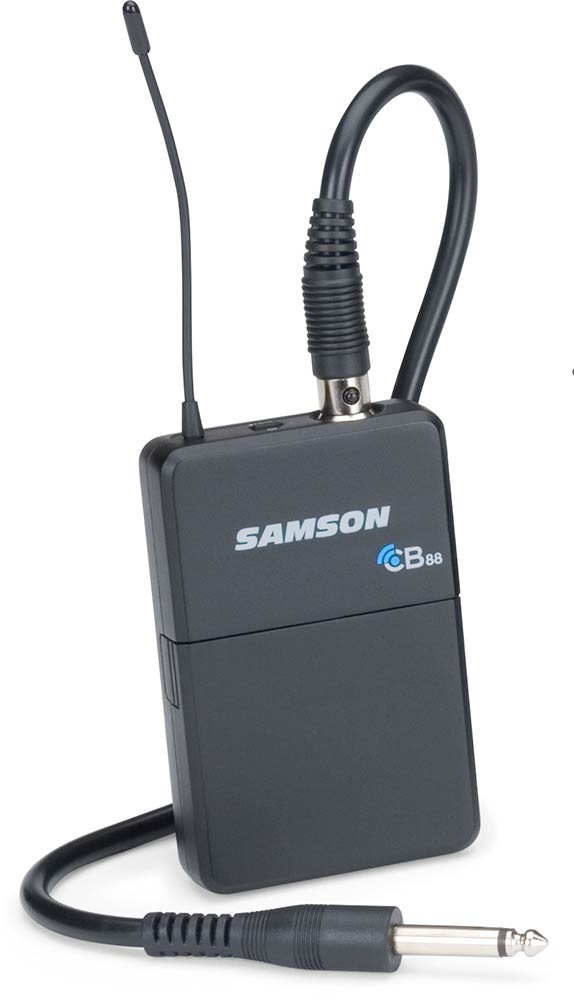 Samson Concert 88 UHF Guitar system | Wireless Sound Solutions