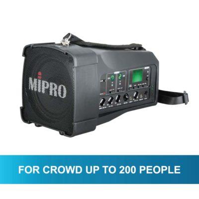 MIPRO-MA100-Portable-PA-Ststem