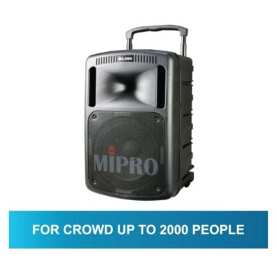 Mipro MA808 Portable Wireless PA System (7)