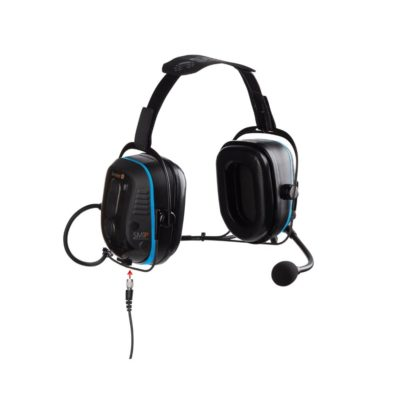 Sensear SM1P02 Series Behind-The-Neck Factory Tour Guide Headset