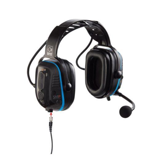 Sensear SM1P02 Series Headband Factory Tour Guide Headset